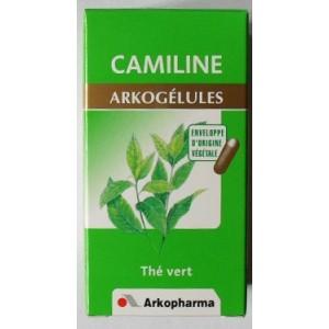 camiline thé vert - Pharmacie Clic