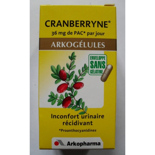 cranberry canneberge - Pharmacie Clic