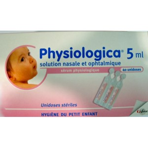 Physiologica sérum physiologique