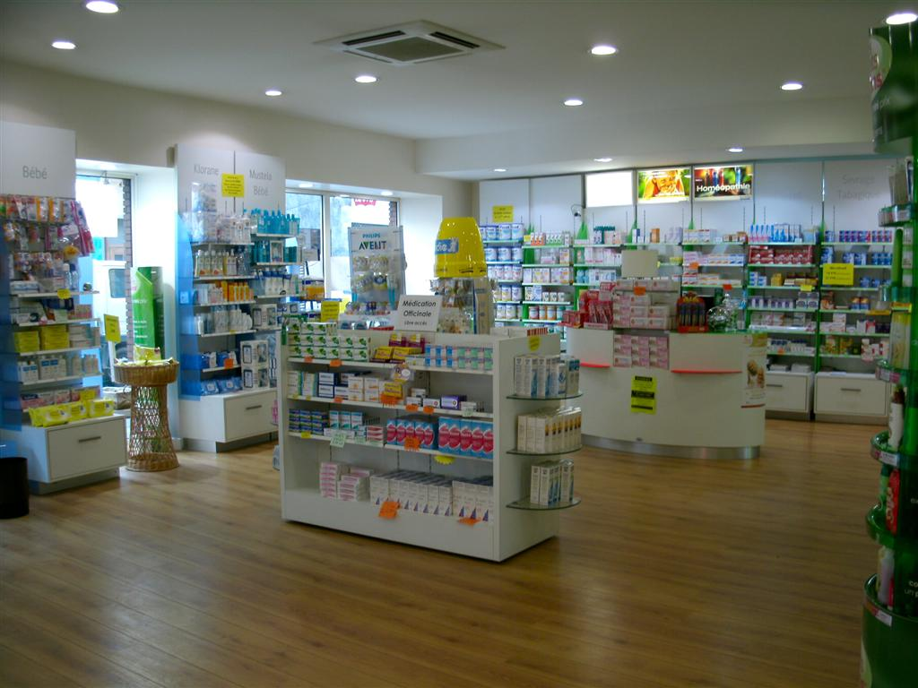 Pharmacie LAGREU