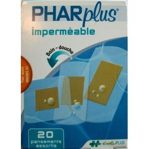 PHARplus imperméable bain-douche