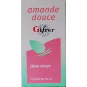 Huile d'amande douce Gifrer